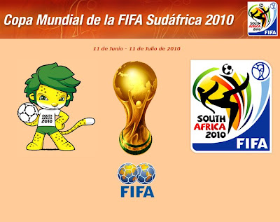 Fixture Copa Mundial de la FIFA Sudáfrica 2010