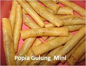 POPIA MINI ( GULUNG )  (UDANG KERING / IKAN BILIS)