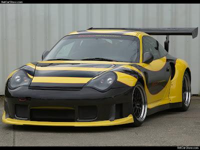 2005 Edo Porsche 996 GT2 RS