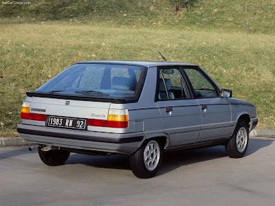 1983 Renault 11 TSE Electronic