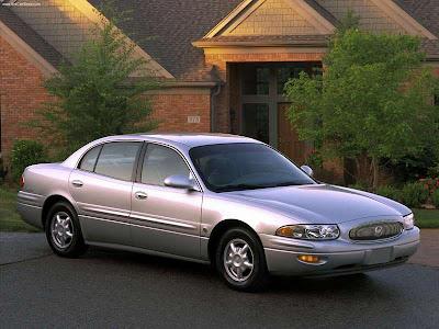 2005 Buick Lesabre Celebration Edition. 2001 Buick LeSabre