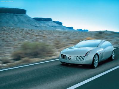 2001 Renault Talisman Concept