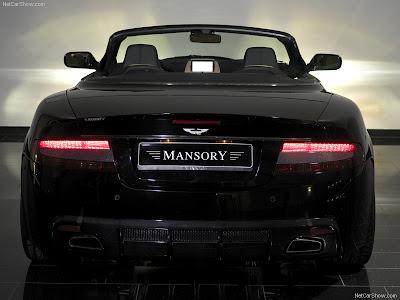 2005 Mansory Aston Martin Vanquish S. 2005 Mansory Aston Martin DB9