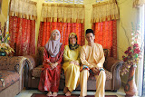 along angah n adik....miss so much....