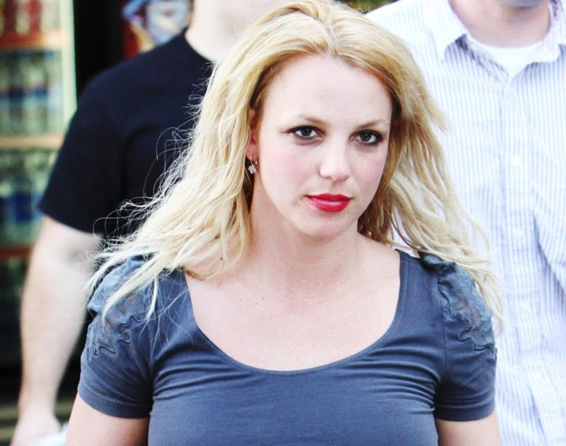 Britney spears celebrity movie archive