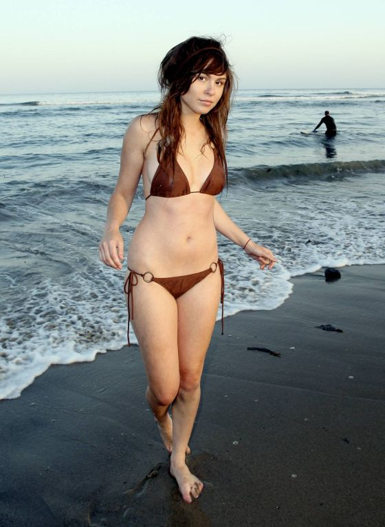 Paris hilton bff bikini
