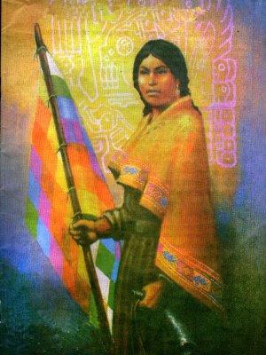 Biografías de bolivianas
