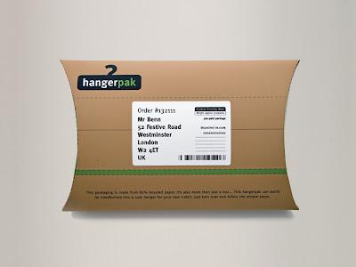 Hangerpak Student Work On Packaging Of The World