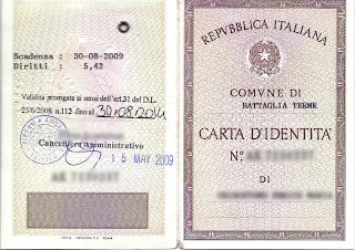 The grey blog italia e la burocrazia barocca for Carta di soggiorno per madre di cittadino italiano
