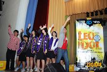 LeO idol 2010 UHS,Lion marcus,baki