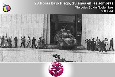 Especial: Documental sobre la toma del Palacio de Justicia en Señal Colombia