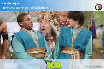 Diciembre en Disney XD: Estreno de Par de Reyes