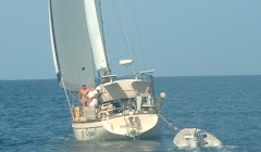 Aboard CYAN underway