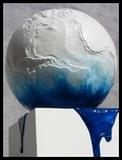 Daniel Giraud sculpture planete