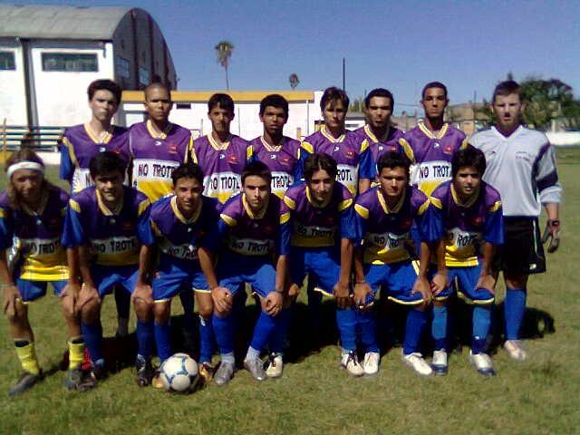JUVENIL EM MELO-URUGUAI/2008