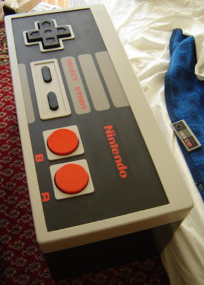 ultra awesome: nes coffee table final post!! rah!!!!