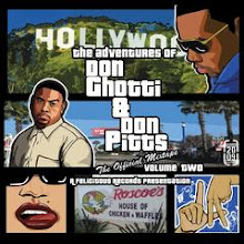 The Adventures of Don Ghotti & Don Pitts - Official Mixtape |Vol. 2