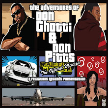 The Adventuers of Don Ghotti & Don Pitts - Official Mixtape Vol. 1