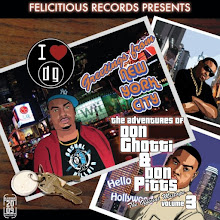 The Adventures of Don Ghotti &amp; Don Pitts - Official Mixtape Vol. 3