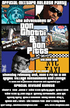 The Adventures of Don Ghotti & Don Pitts - Official Release Party NYC