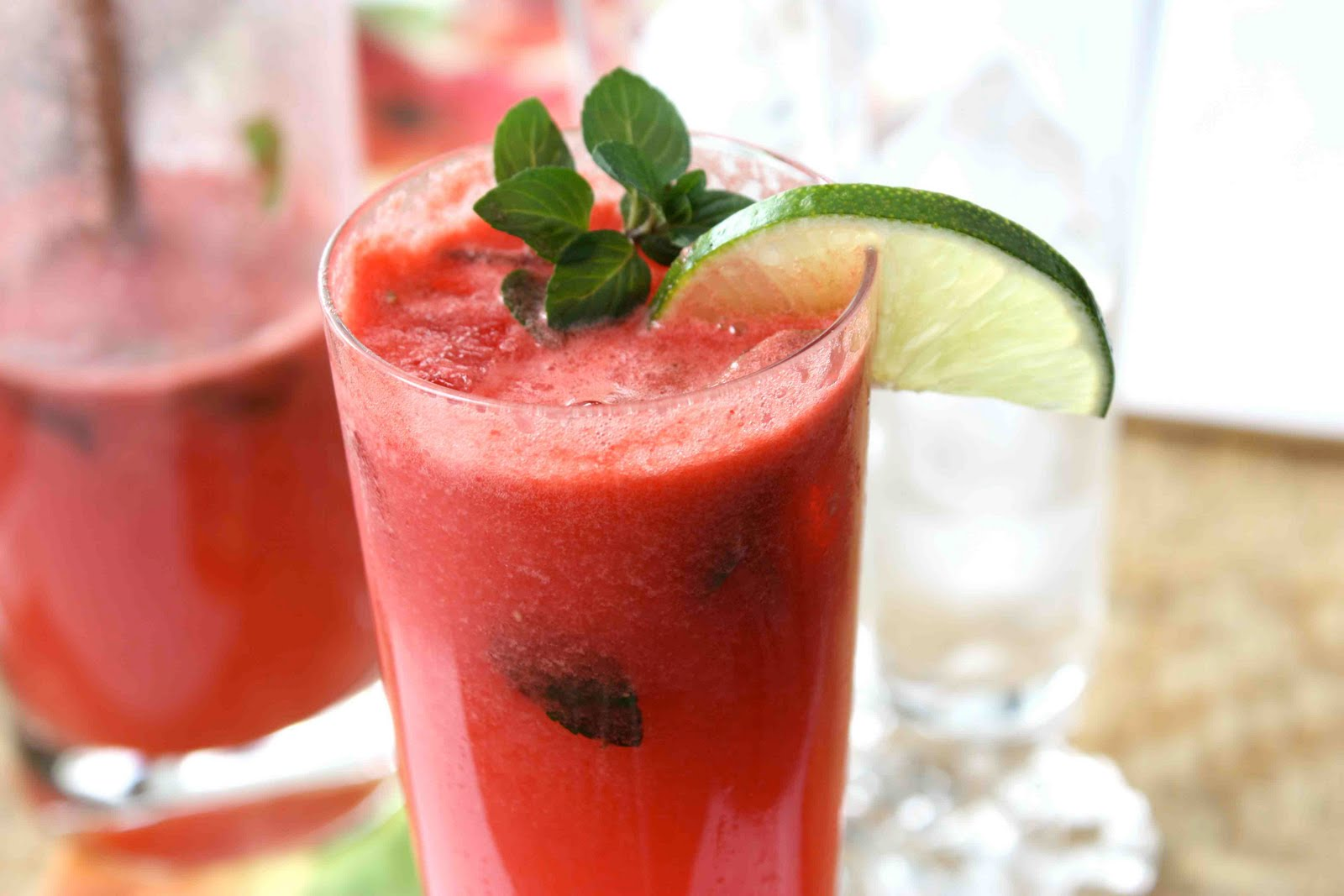 Cookin' Canuck | Watermelon Mojito Recipe