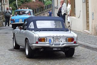Hond S800 Cabrio