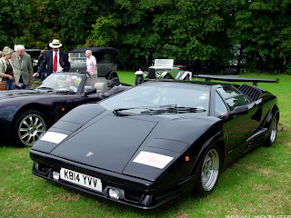 Lamborghini Countach 25º Aniversario