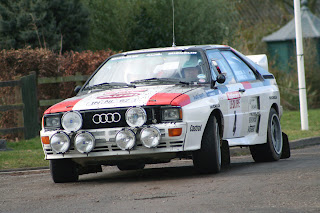 Audi Quattro Grupo 4