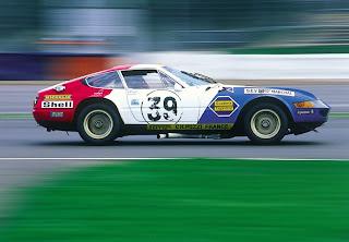 Ferrari 365 GTB/4 Daytona Grrupo 4