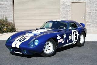 Shelby Cobra Daytona Coupé