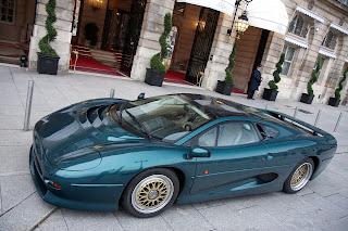 Jaguar XJ 220 1989 Historia Imagenes