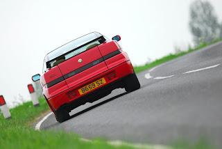 Alfa Romeo SZ Zagato Trasera
