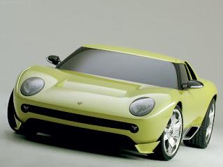 Lamborghini Miura Concept Prototipo 2006