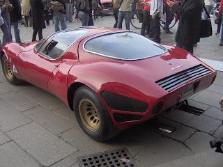 Alfa Romeo 33 Stradale Historia e Imágenes