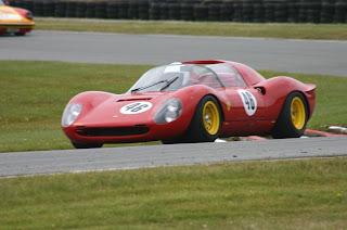 Ferrari Dino 206 Berlinetta Competizione