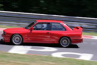 BMW M3 E30 Nurburing