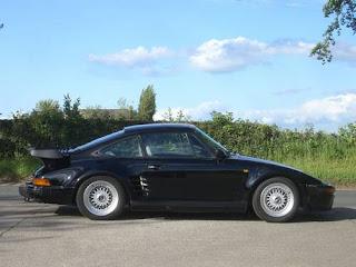 Porsche 911 Turbo 3.3 SE Lateral
