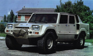 Lamborghini LM 001