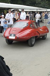 Alfa C52  Disco Volante