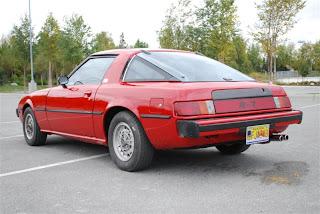 Mazda RX7 primera generacion