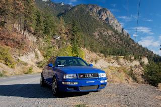 Audi RS2:Historia e Imágenes