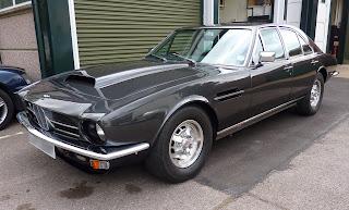 Aston Martin V8 Lagonda