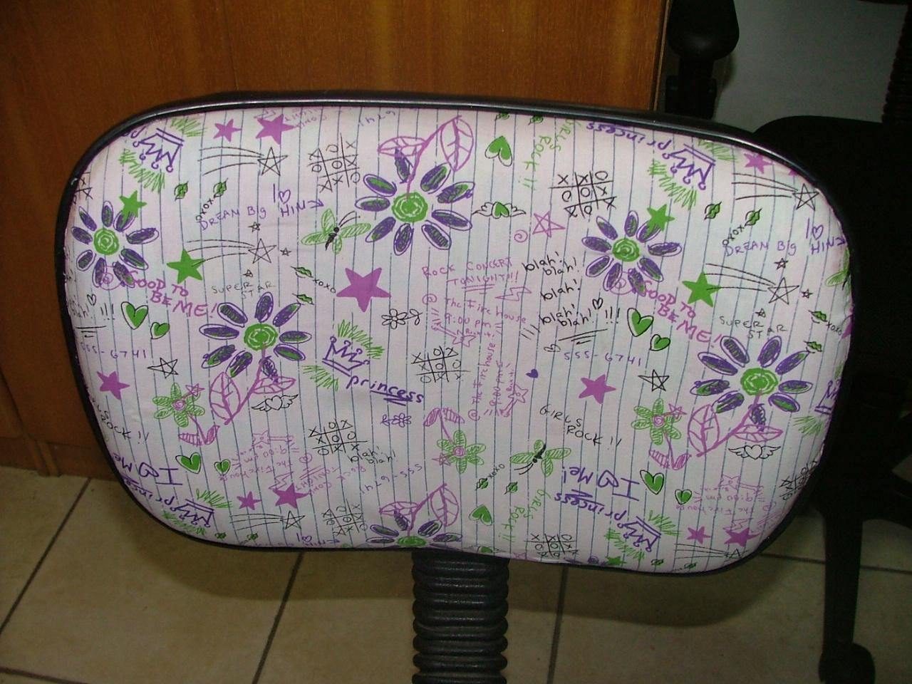 koisas de menina: Reformando cadeira do pc . #5E3E1C 1280x960