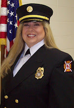 Host Firefighter Dayna Hilton