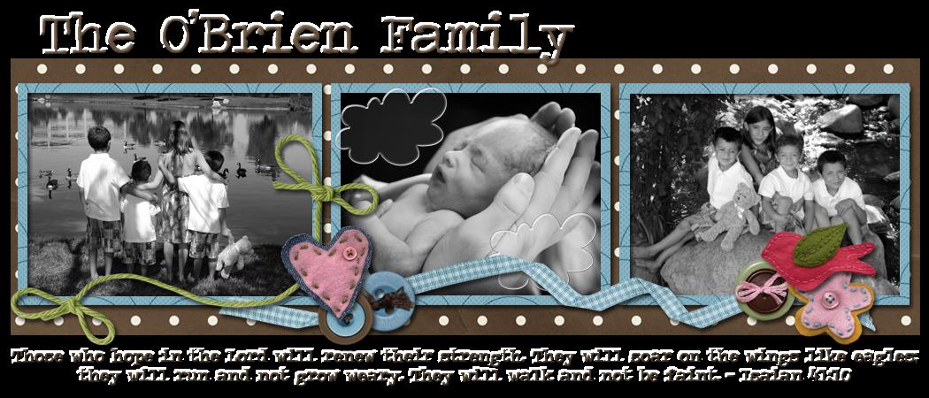 O'Brien Family