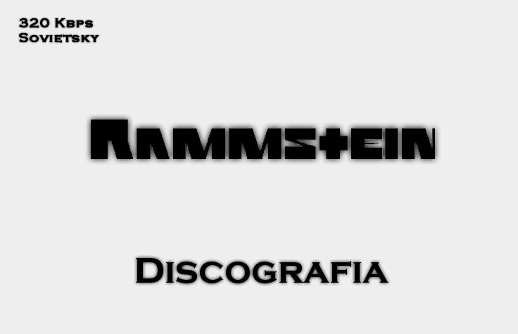 Rammstein - Discografia de estudio completa en calidad 320Kbps [MU] DiscRamm