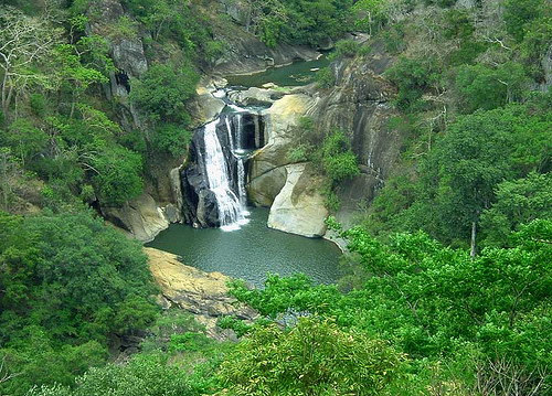 Welimada Sri Lanka  city photo : Sri Lanka Nature: Waterfalls