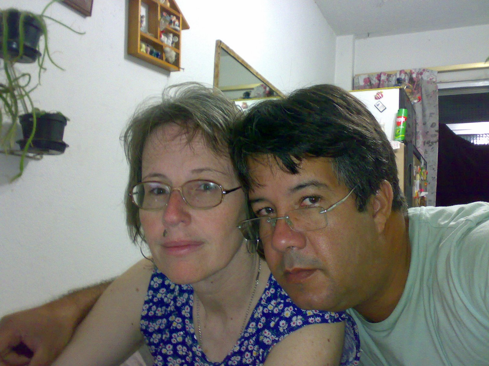 Tania  &    Eloir.....