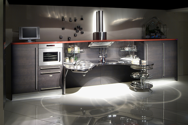 linea 811 snaidero universal design kitchens