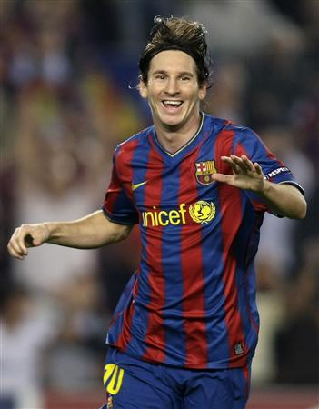 lionel messi barcelona vs dynamo champios league 2009 2010